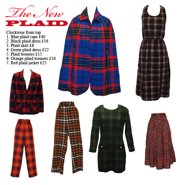 The New Plaid