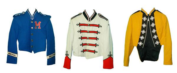 Beyond Retro band jackets