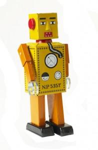 Tin Toys Robot
