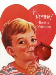 nephew valentine