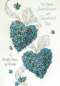 anniversary valentine