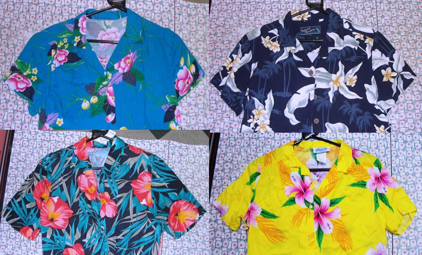 Beyond Retro vintage aloha shirts