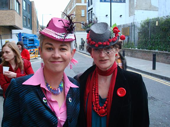 beautiful chapeaus