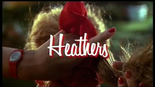 Heathers, dir Michael Lehmann, New World Pictures, 1989