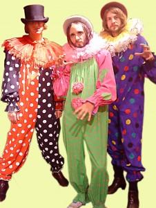 Choose a clown costume form Beyond Retro's vast collection