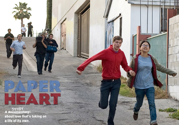 'Paper Heart' with Michael Cera and Charlyne Yi