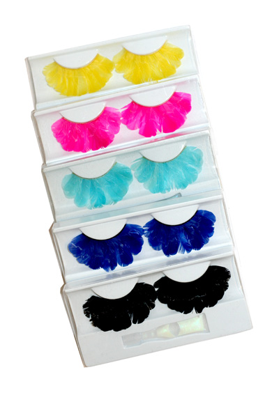 Fabulous Falsies to make you flutter all night long!