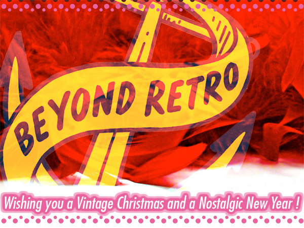 Merry Christmas, Vintage Lovers!