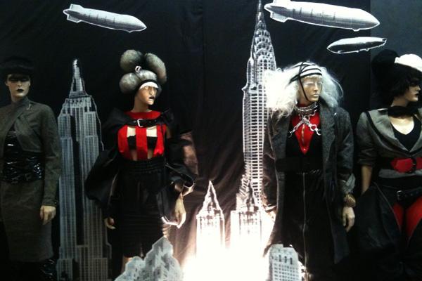 Blade Runner-inspired display