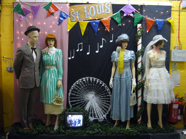Meet Me in St Louis: Catch this exciting display at Cheshire Street