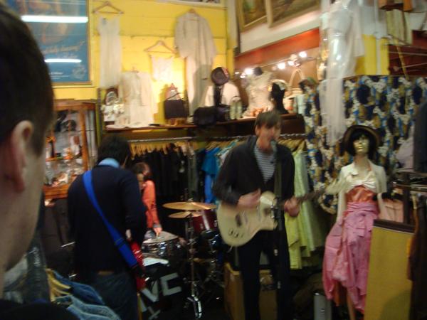 Live Music at Cheshire Street