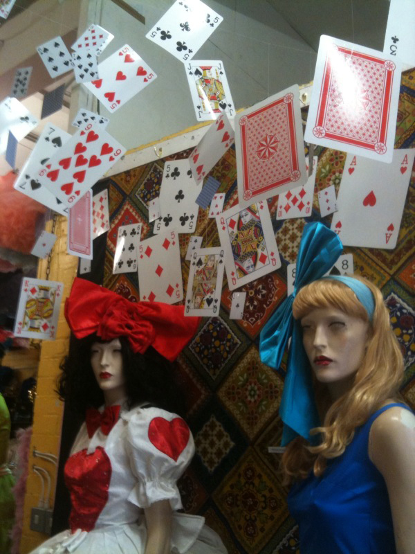 A Game of Cards at Beyond Retro
