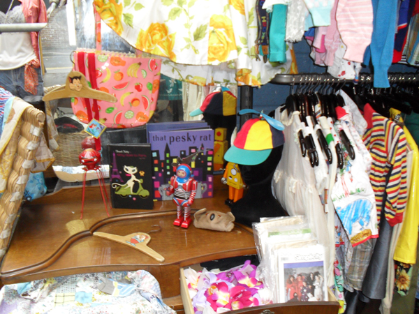Brilliant selection of vintage childrenswear at Beyond Retro