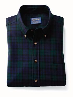 Classic Pendleton Wool Shirt
