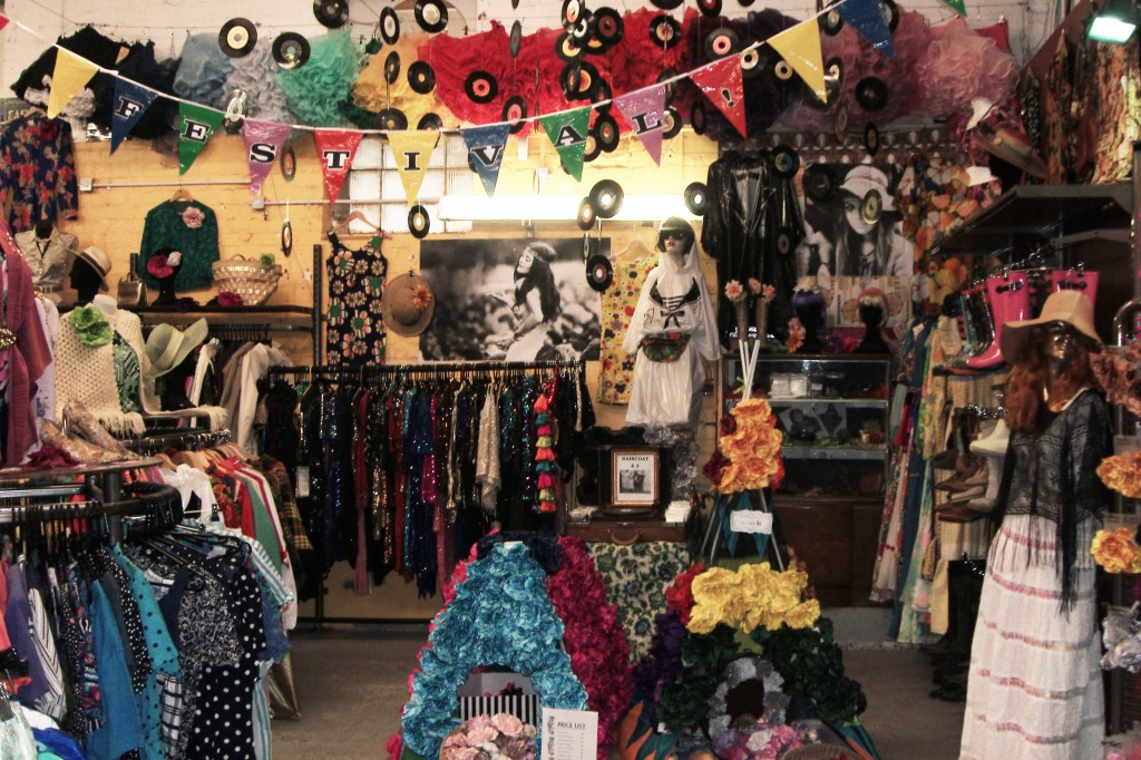 Festival Fever at Beyond Retro Cheshire Street