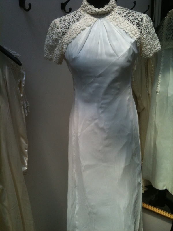 Found: A Beyond Retro wedding dress