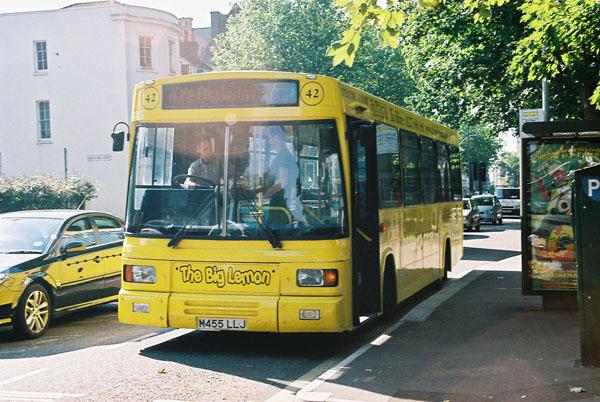 Meet the Lemon Bus: Our Latest Squeeze!
