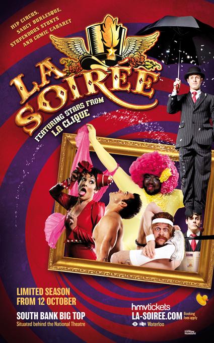 La Soiree Ticket Offer for Beyond Retro fans!