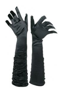 Satin Gloves Shrouded in Mystery