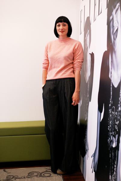 Helen: Shopgirl or Stylist?