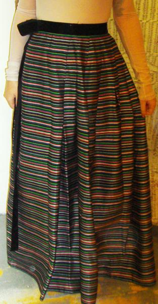 Maxi Skirt at Beyond Retro