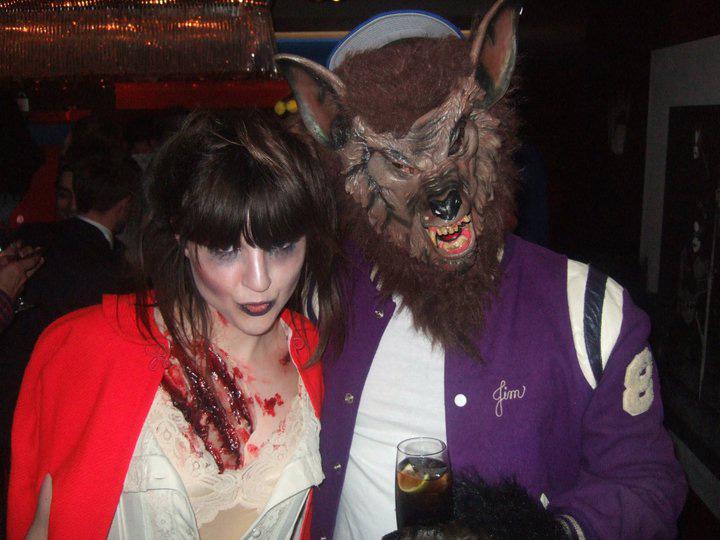 Little Red & her Teen Wolf!