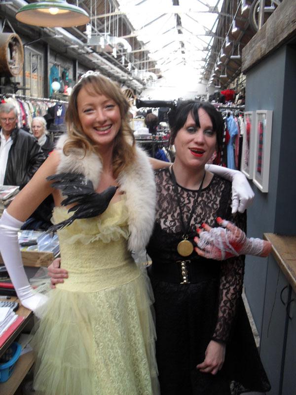 Brighton Belles at Halloween!