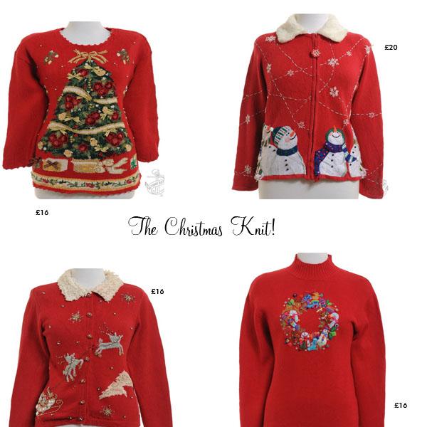Grow a Brain: Wear a Christmas Knit!