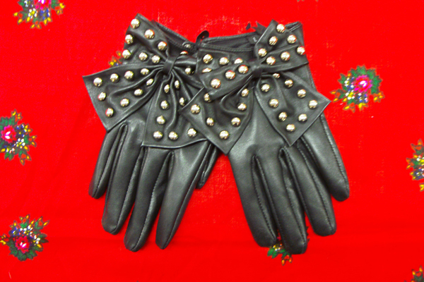 Lady Gaga-esque Gloves