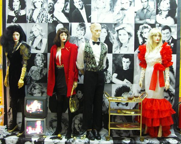 Fashion Thrills in New Year Soapland