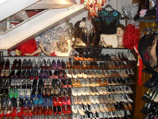 Shoe Heaven at Beyond Retro!