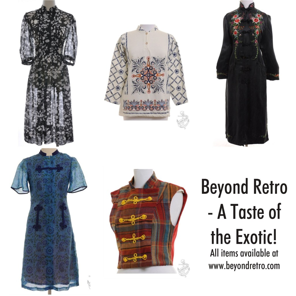 Beyond Retro Travels to the Orient!