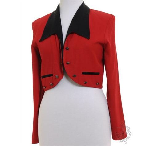 Cropped Jacket £25