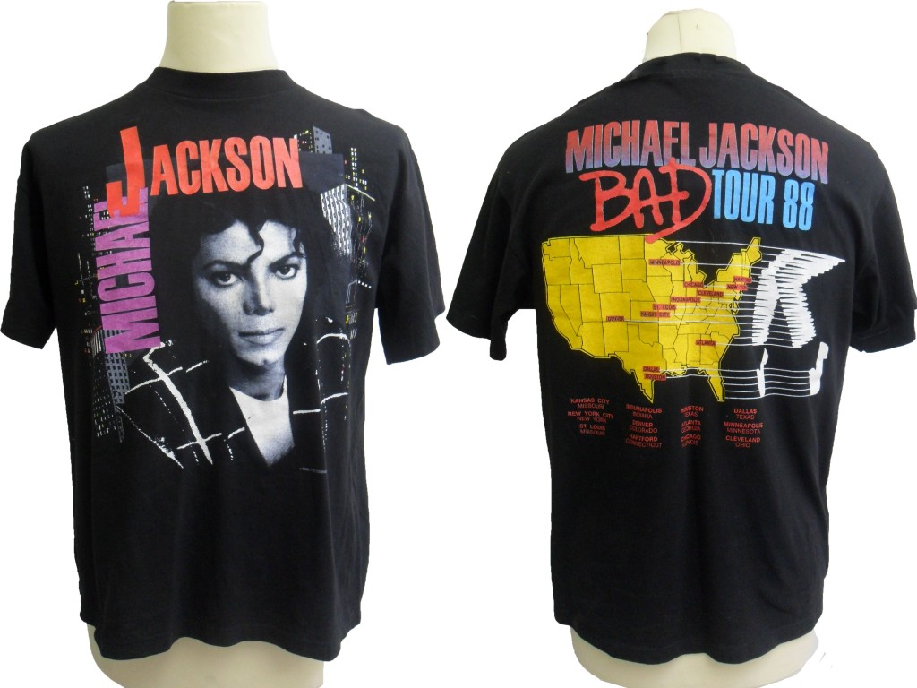 michael jackson retro shirt