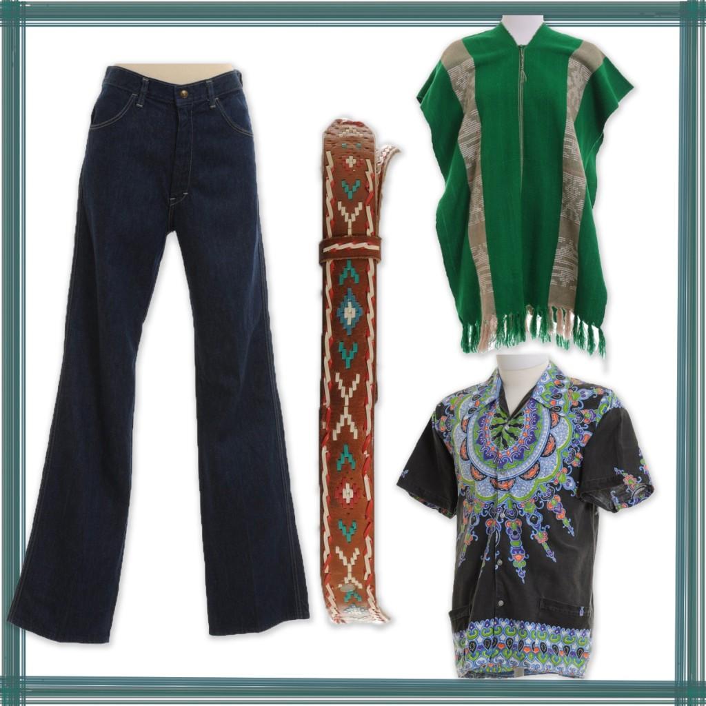 Fashion of 1970s - Vintage Fashion The 1970s