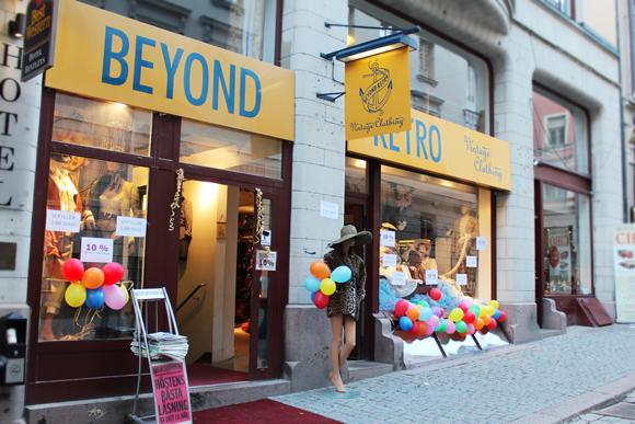 Beyond Retro Drottninggatan Stockholm