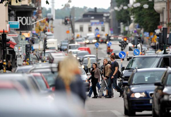 Hornsgatan Stockholm