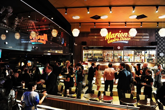 Marions gastro Diner Stockholm