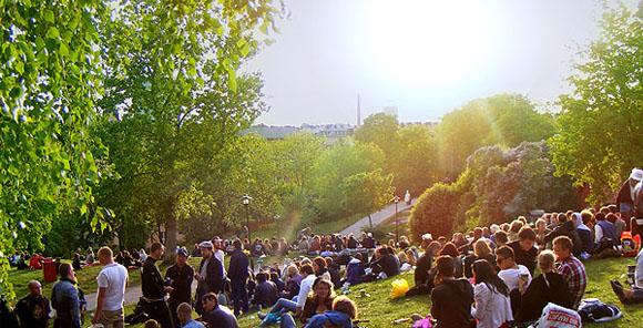 Vitabergsparken