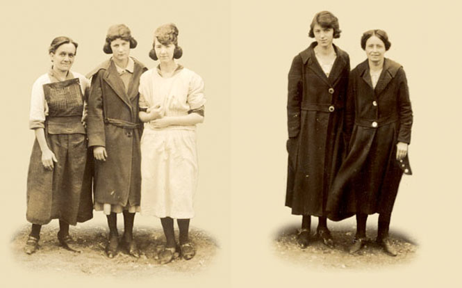 The Real Fashion Of 1920s Beyond Retro