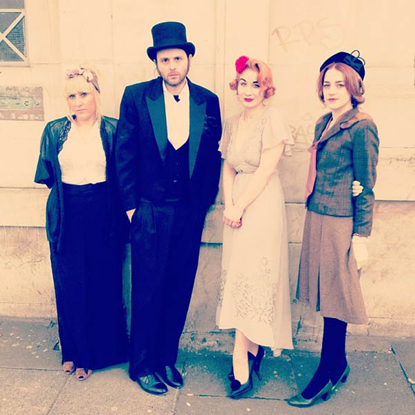 1930's Dress Up Weekend