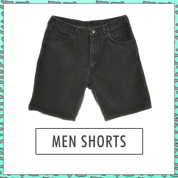 Spring Mens Shorts