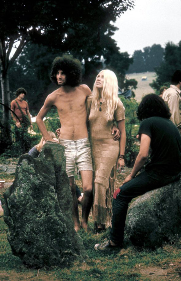 resized woodstock festival girl and guy