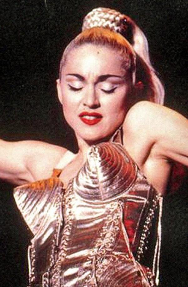 EDITED Madonna cone bra