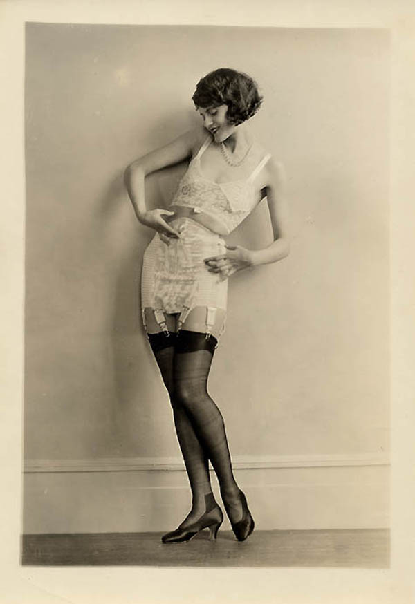 3fa2012f3 A History of Lingerie – Beyond Retro