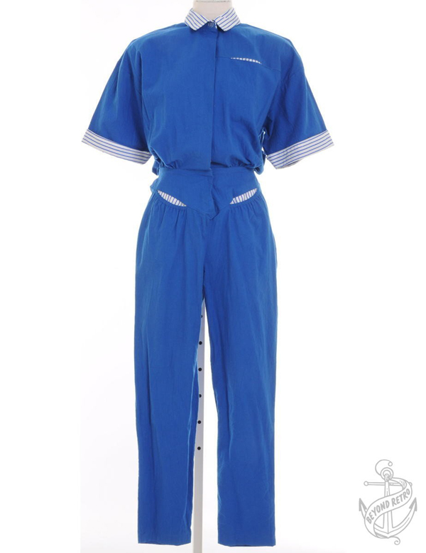 Beyond Retro boiler suit
