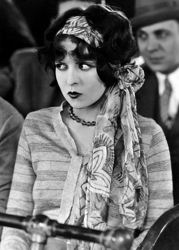 edited Clara Bow 1930s