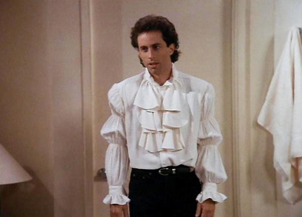 edited Seinfeld blouse