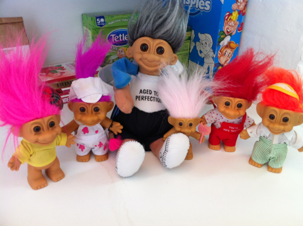 These fellas could be hidden in any of our London stores!