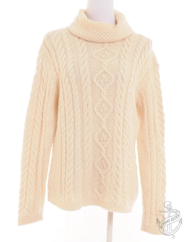Cable Knit: £29.00